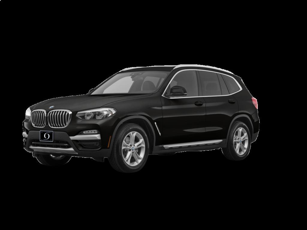 2020 BMW X3 sDrive30i 4dr SUV (2.0L 4cyl Turbo 8A) Black Sapphire Metallic