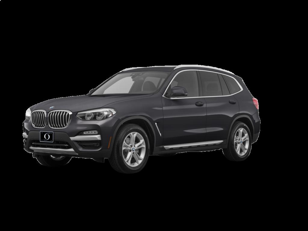2020 BMW X3 sDrive30i 4dr SUV (2.0L 4cyl Turbo 8A) Jet Black