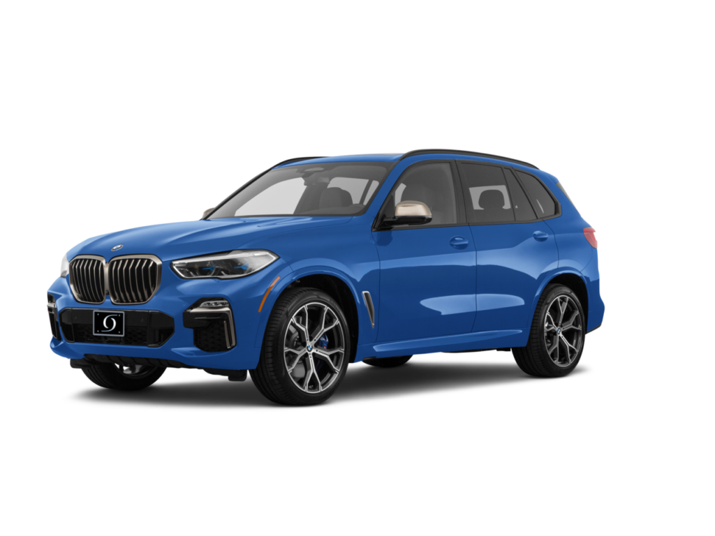 2020 BMW X5 M50i 4dr SUV AWD (4.4L 8cyl Turbo 8A) Phytonic Blue Metallic