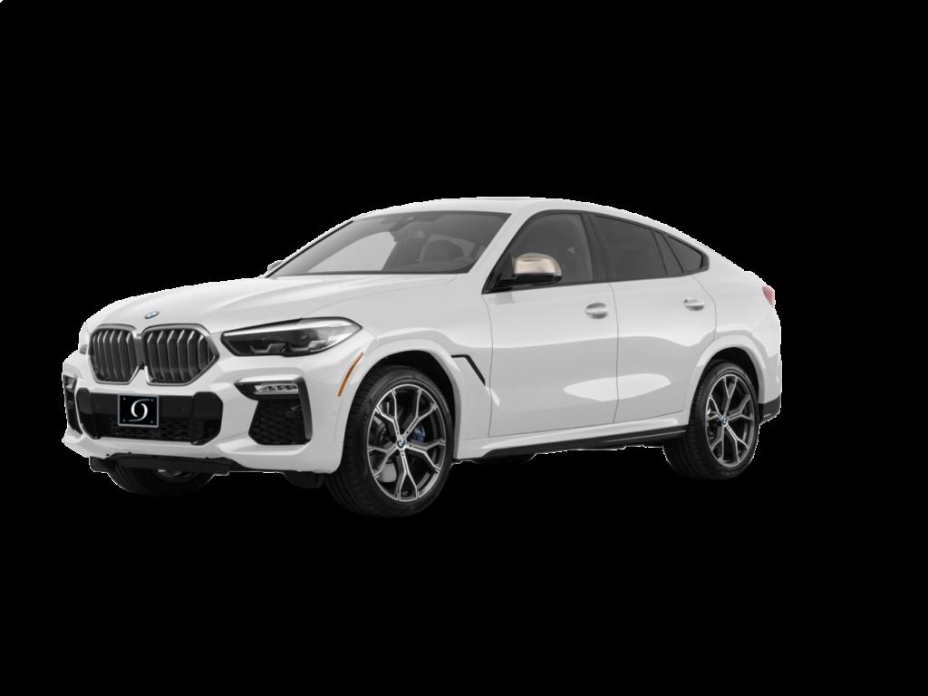 2020 BMW X6 sDrive40i 4dr SUV (3.0L 6cyl Turbo 8A) Mineral White Metallic