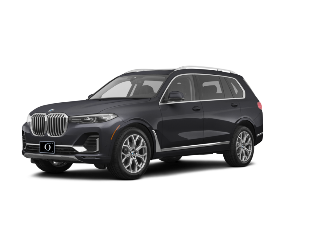 2020 BMW X7 xDrive40i 4dr SUV AWD (3.0L 6cyl Turbo 8A) Dark Graphite Metallic