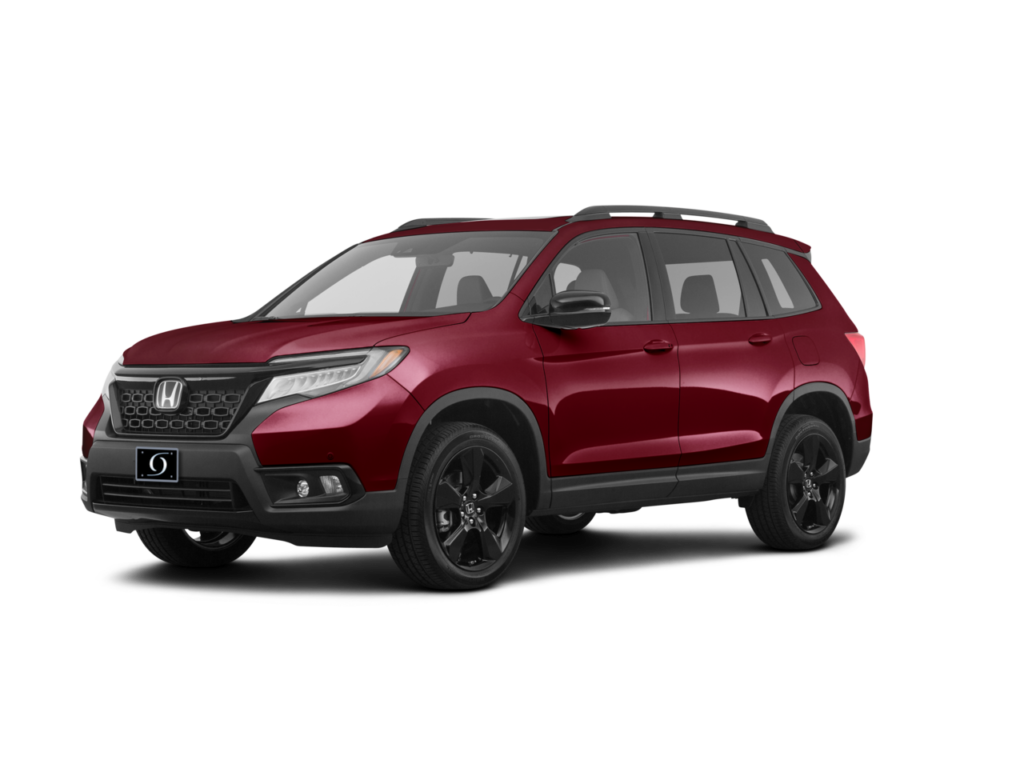 2021 Honda Passport Elite AWD Lease Deal