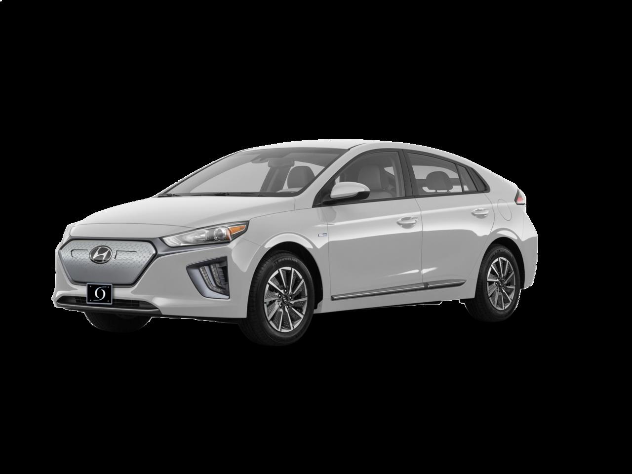2020 Hyundai Ioniq Electric Limited 4dr Hatchback (electric DD) Steller Silver