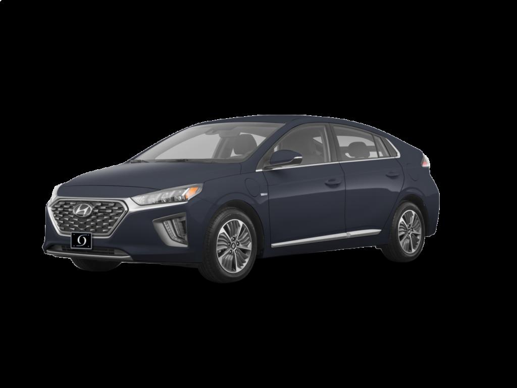 2020 Hyundai Ioniq Plug-In Hybrid SEL 4dr Hatchback (1.6L 4cyl gas or electric hybrid 6AM) Summit Gray