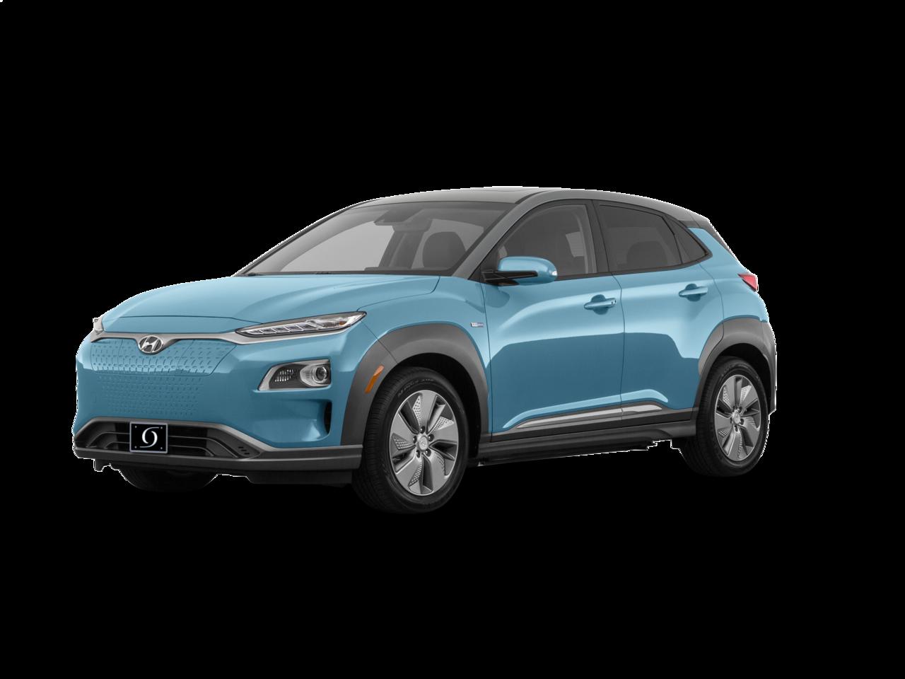 2020 Hyundai Kona Electric Ultimate 4dr SUV (electric DD) Ceramic Blue