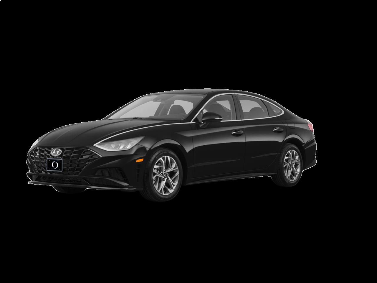 2020 Hyundai Sonata SE 4dr Sedan (2.5L 4cyl 8A) Phantom Black