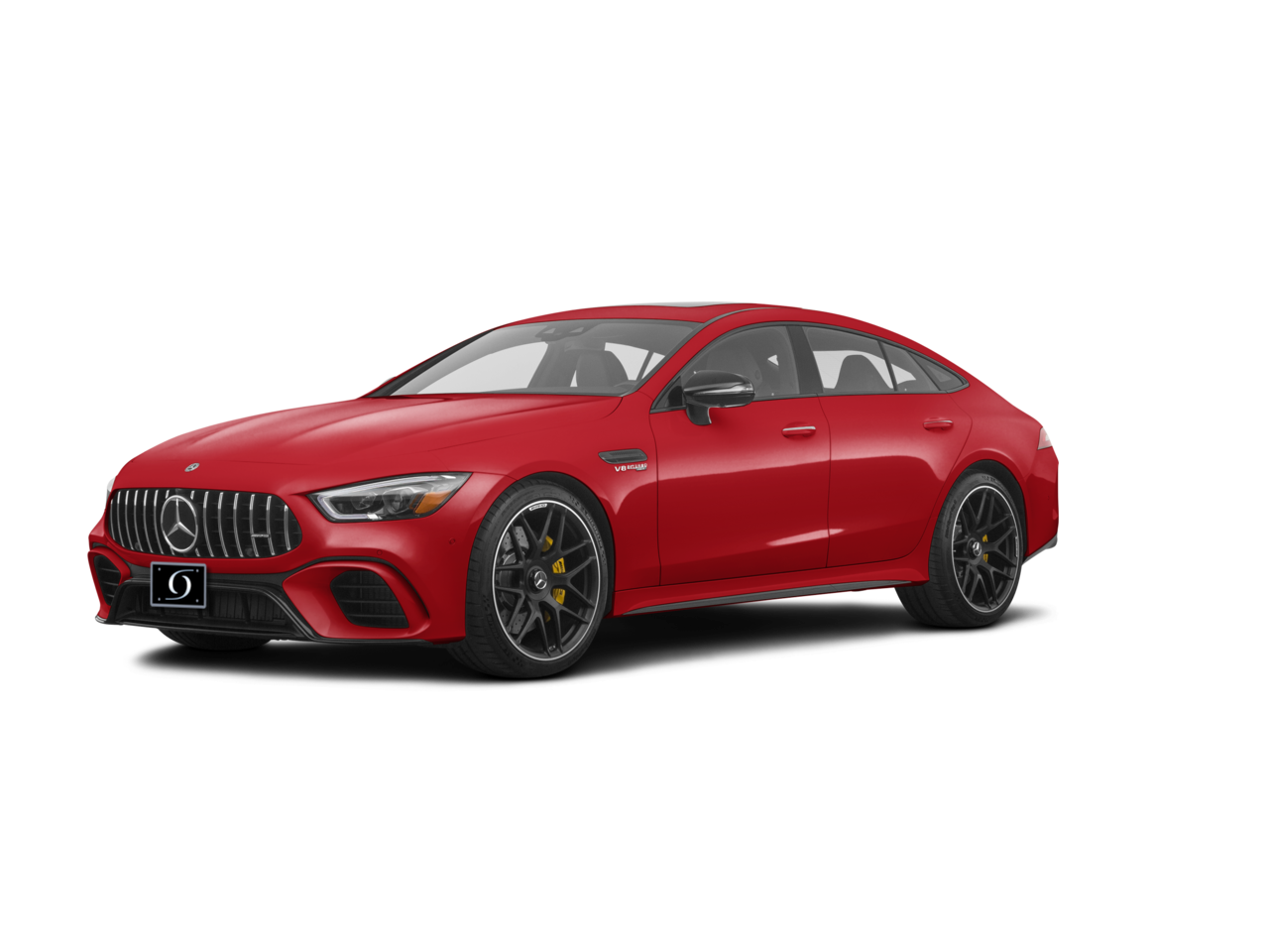 2021 Mercedes AMG GT 63 S 4-Door Coupe Lease Deal