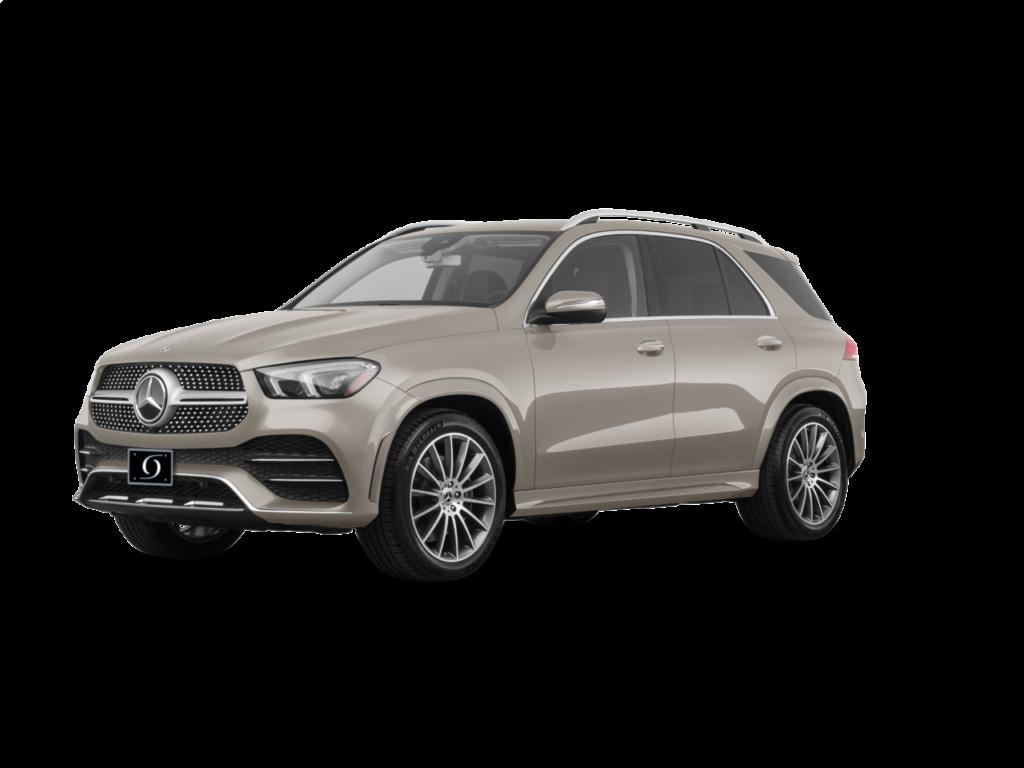 2020 Mercedes-Benz GLE-Class GLE 350 4dr SUV (2.0L 4cyl Turbo 9A) Mojave Silver Metallic