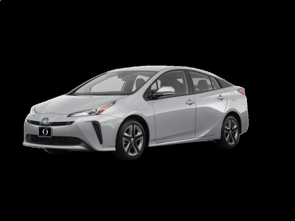 2020 Toyota Prius LE 4dr Hatchback (1.8L 4cyl gas_electric hybrid CVT) Classic Silver Metallic