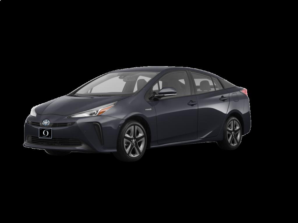 2020 Toyota Prius LE 4dr Hatchback (1.8L 4cyl gas_electric hybrid CVT) Magnetic Gray Metallic