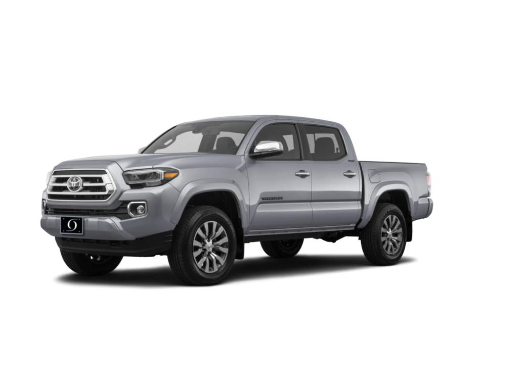 2020 Toyota Tacoma Limited 4dr Double Cab 5.0 ft. SB (3.5L 6cyl 6A) Cement