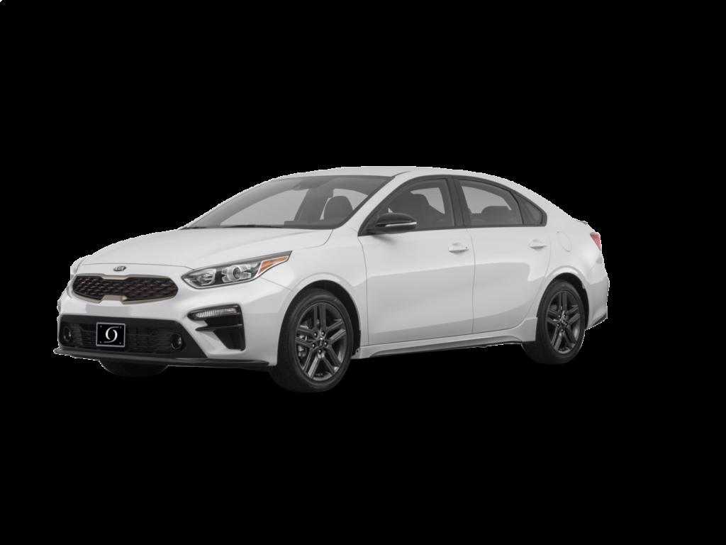 2021 KIA FORTE GT-Line 4dr Sedan (2.0L 4cyl CVT) Snow White Pearl