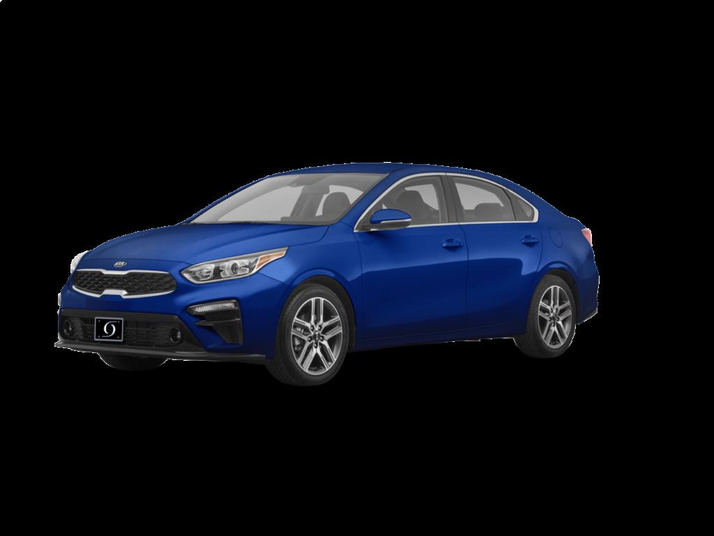 2021 KIA FORTE LXS 4dr Sedan (2.0L 4cyl CVT) Deep Sea Blue Metallic