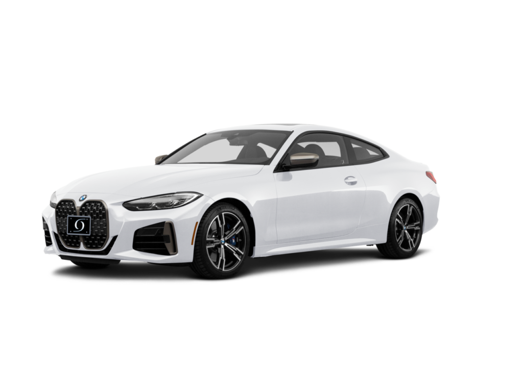 2021 BMW 430i Coupe Alpine White