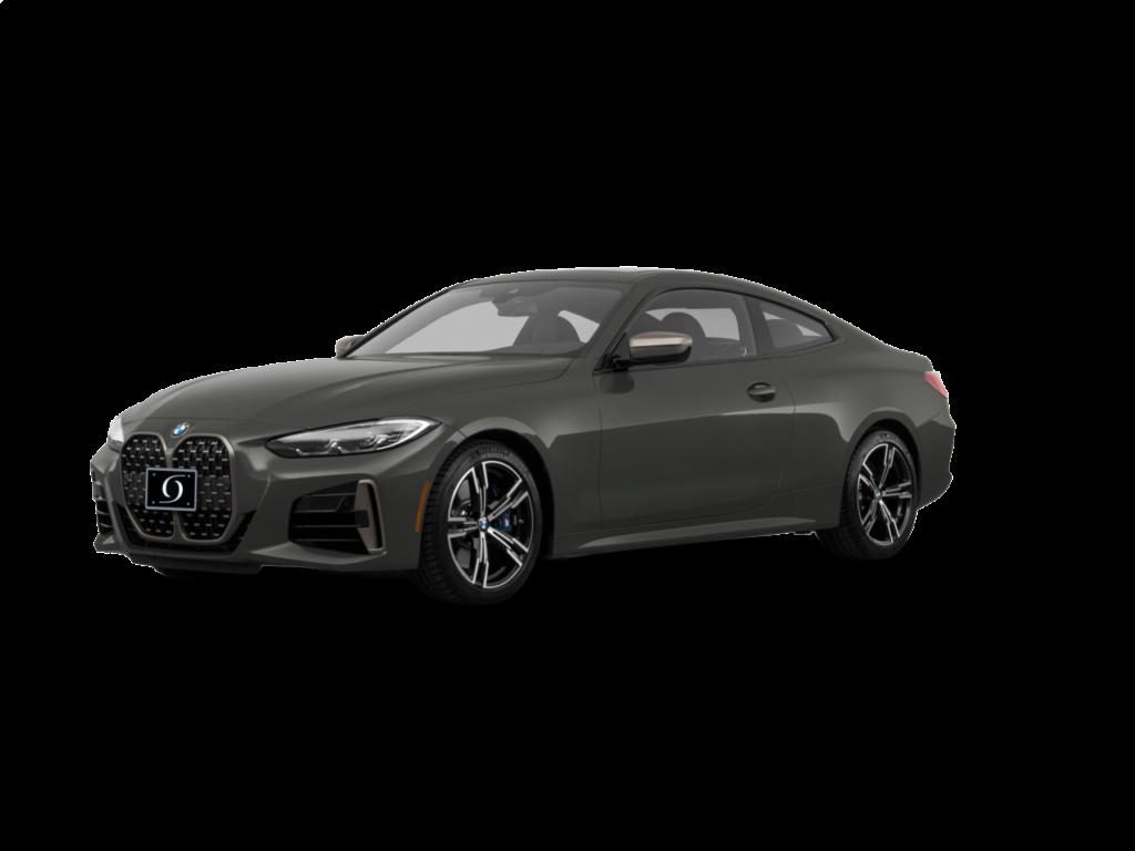 2021 BMW M440i Coupe Dravit Grey Metallic
