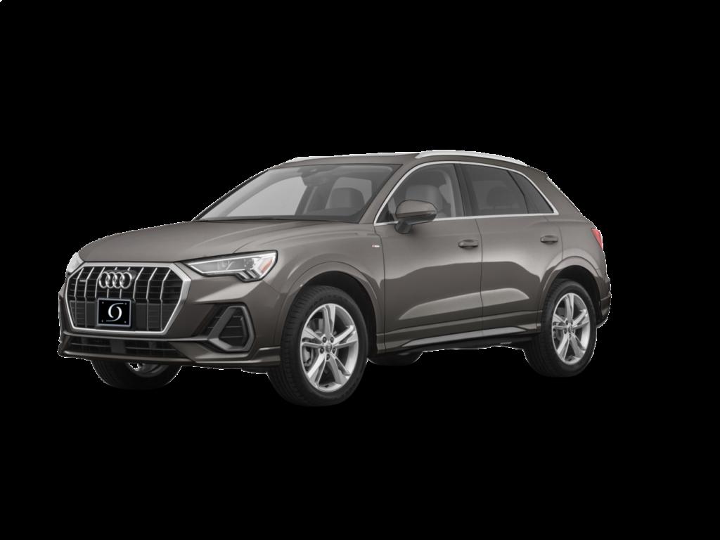 2021 Audi Q3 S Line Premium Chronos Gray Metallic