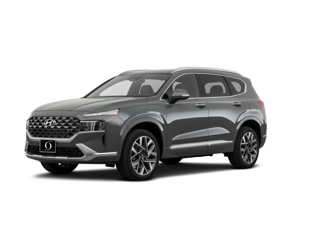 2021 Hyundai Santa Fe SEL AWD Portofino Gray
