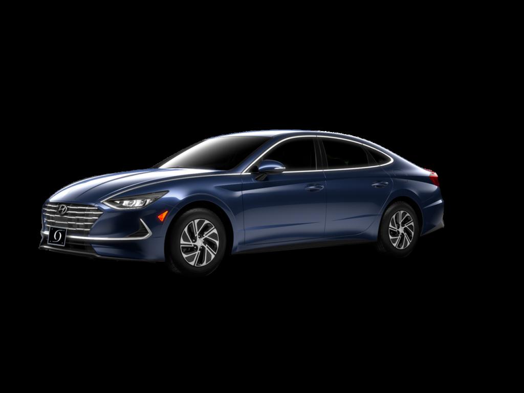 2021 Hyundai Sonata Hybrid Blue Oxford Blue