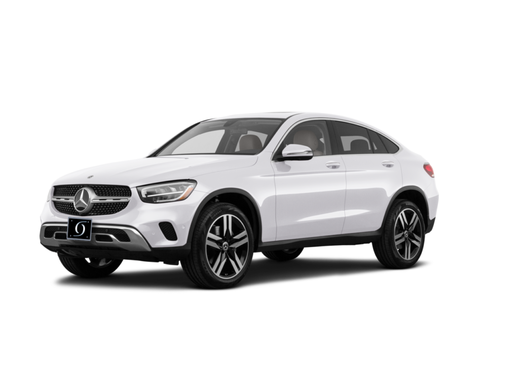2021 Mercedes GLC 300 4MATIC Coupe Lease Deal