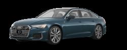 2020 Audi A6 Premium Plus 45 TFSI quattro 4dr Sedan AWD (2.0L 4cyl Turbo 7AM) Avalon Green Metallic