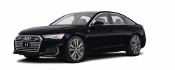 2020 Audi A6 Premium Plus 45 TFSI quattro 4dr Sedan AWD (2.0L 4cyl Turbo 7AM) Brilliant Black