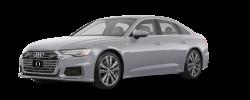 2020 Audi A6 Premium Plus 45 TFSI quattro 4dr Sedan AWD (2.0L 4cyl Turbo 7AM) Florett Silver Metallic