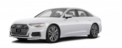 2020 Audi A6 Premium Plus 45 TFSI quattro 4dr Sedan AWD (2.0L 4cyl Turbo 7AM) Glacier White Metallic