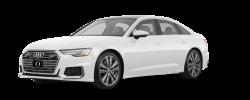 2020 Audi A6 Premium Plus 45 TFSI quattro 4dr Sedan AWD (2.0L 4cyl Turbo 7AM) Ibis White