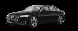 2020 Audi A6 Premium Plus 45 TFSI quattro 4dr Sedan AWD (2.0L 4cyl Turbo 7AM) Mythos Black Metallic