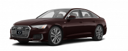 2020 Audi A6 Premium Plus 45 TFSI quattro 4dr Sedan AWD (2.0L 4cyl Turbo 7AM) Seville Red Metallic
