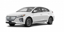 2020 Hyundai Ioniq Electric Limited 4dr Hatchback (electric DD) Ceramic White