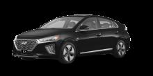 2020 Hyundai Ioniq Hybrid Blue 4dr Hatchback (1.6L 4cyl gas or electric hybrid 6AM) Black Noir Pearl