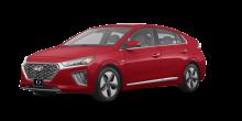 2020 Hyundai Ioniq Hybrid Blue 4dr Hatchback (1.6L 4cyl gas or electric hybrid 6AM) Scarlet Red Pearl