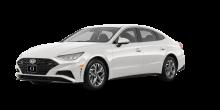 2020 Hyundai Sonata SE 4dr Sedan (2.5L 4cyl 8A) Quartz White Pearl