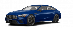 2020 Mercedes-Benz AMG GT 63 S 4dr Sedan AWD (4.0L 8cyl Turbo 9A) Brilliant Blue Metallic