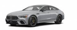 2020 Mercedes-Benz AMG GT 63 S 4dr Sedan AWD (4.0L 8cyl Turbo 9A) Iridium Silver Metallic