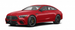 2020 Mercedes-Benz AMG GT 63 S 4dr Sedan AWD (4.0L 8cyl Turbo 9A) Jupiter Red
