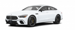 2020 Mercedes-Benz AMG GT 63 S 4dr Sedan AWD (4.0L 8cyl Turbo 9A) Polar White