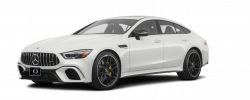 2020 Mercedes-Benz AMG GT 63 S 4dr Sedan AWD (4.0L 8cyl Turbo 9A) designor Diamond White Metallic
