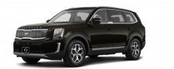 2021 KIA Telluride EX Turbo 4dr SUV (3.8L V6 8A) Black Copper