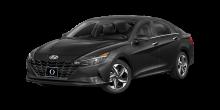 2022 Hyundai Elantra SE Phantom Black