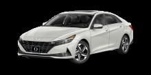 2022 Hyundai Elantra SE Quartz White