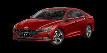 2022 Hyundai Elantra SE Scarlet Red Pearl