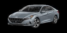 2022 Hyundai Elantra SE Shimmering Silver Pearl