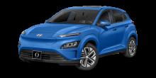 2022 Hyundai Kona EV Blue Wave