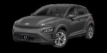2022 Hyundai Kona EV Galactic Gray