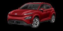 2022 Hyundai Kona EV Pulse Red
