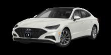 2022 Hyundai Sonata SE Quartz White
