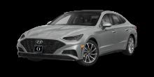 2022 Hyundai Sonata SE Shimmering Silver Pearl