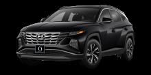 2022 Hyundai Tucson Hybrid Blue Phantom Black